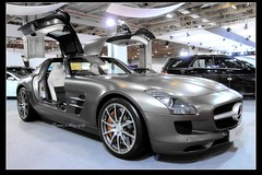 Mercedes-Benz SLS AMG, Macau Auto Show 2012 (Bigmuse) Tags: auto show china road street door windows hk color colour cars window car photography hongkong benz drive photo cool automobile asia flickr doors power ride photos great engine mirrors fast move voiture motors coche mercedesbenz carro vehicle driver rides motor autos roads 中国 macau dslr 香港 車 supercar sar sls amg 2012 supercars 中國 sportcar motorcar 车 汽车 carspotting автомобиль 汽車 跑车 자동차 跑車 worldcar worldcars bigmuse macauauto