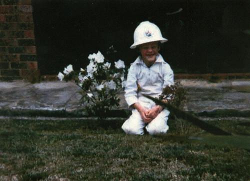 Gary Cushway 1983.