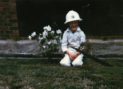Image titled Gary Cushway 1983.