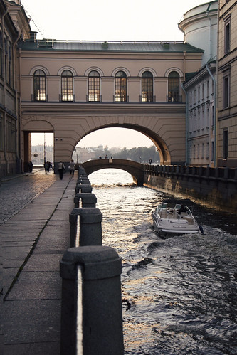 Санкт-Петербург ©  Tanya Legkobyt