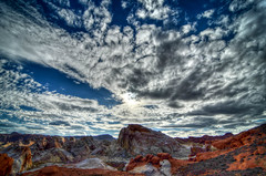 Valley of Fire_3 (OhCanada78) Tags: valleyoffire hdr d7000 tokina1116
