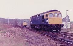 33040-31257 at luton bute st (47604) Tags: uk diesel railway luton 33040 sulzer crompton butest class33 class31 31257