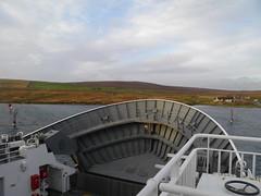Yell Sound ferry (Political Animal1) Tags: shetland