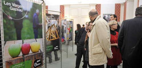 Exposition Made in Deux-Sèvres à la CCI - Darri