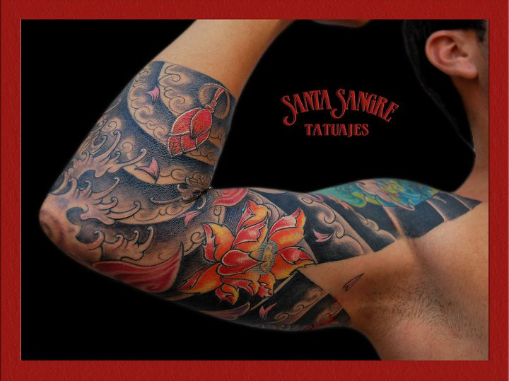 Tatuajes Marbella the world's most recently posted photos of marbella and tatuaje