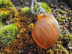 Havsglas Sverige 022 (Havsglas Sverige) Tags: necklace seaglass strandglas havsglas