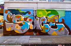 (gordon gekkoh) Tags: sanfrancisco graffiti sace sacer irak nekst