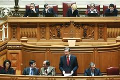 Debate 1º Ministro Conselho Europeu