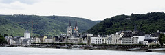 Boppard, Germany (Mark A.H.) Tags: city panorama germany historical boppard