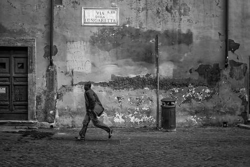 Roma - Trastevere - 2012