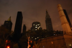 DSC_0332 (glazaro) Tags: newyorkcity usa america dark lights manhattan hurricane lower blackout