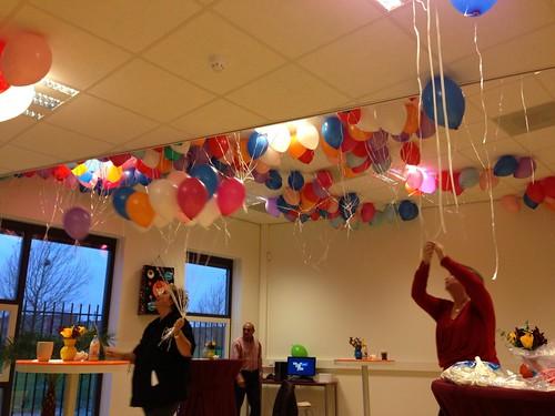 Heliumballonnen Maasoever Spijkenisse