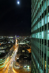 Tottenham Court Road by night (stugee) Tags: road street sky west building london night canon court eos angle wide tokina end pro warren ultra euston f28 116 tottenham dx uwa 60d 1116mm