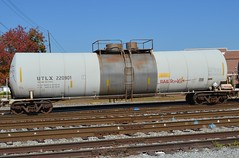 RAIL KING on UTLX 220901 20121115 Meridian MS (rmccallay) Tags: graffiti utlx railking