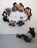 (Enno de Kroon) Tags: topv2222 topv555 topv999 topv777 艺术品垃圾美术馆 环保的艺术 另類的立體藝術品~ 艺术品垃圾 垃圾艺术品 cubetasdecartonparahuevos rotterdamsekunstenaar