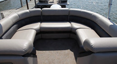 Premier 250 Solaris (BoatTEST.com) Tags: test layout design review performance bow boating premier pontoon boattest boatfeatures 250solaris premier250solaris wraparoundseating