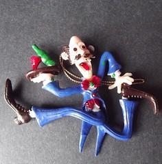 Wild Waiter Jiggler (Astronit) Tags: china sports funny rubber figure brabo jiggler