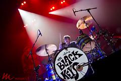 THE BLACK KEYS 01 DICEMBRE TORINO (federica@metapics.it) Tags: italy rock torino drums tour guitar live stage crowd ita theblackkeys blus palaisozaki palaolimpico metapics