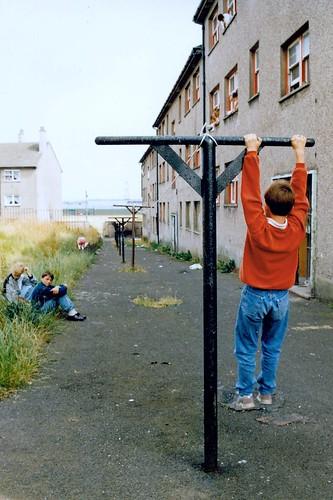Martin Docherty,1990s