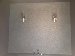 Recycled Glass Walls by Alternative Surfaces