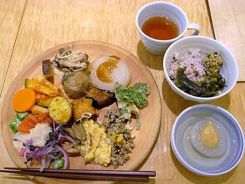 2012年12月12日4の昼ご飯