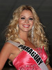 Miss Universe Arrivals at Planet Hollywood - Egni Eckert, Miss Paraguay