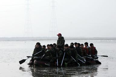 겨울방학캠프 해병대캠프 청룡훈련단