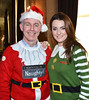 Ray Darcy and Mairead Farrell Today FM's 'Ray Darcy Christmas Show 2012' broadcast from The Shelbourne Hotel Dublin