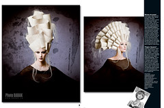 Avant Garde Hair Fashion (BABAK photography) Tags: fashion ir published chad photos babak awards naha avant garde seale hairstyling hairphotography babakca hairshoot nahaawards nahawinner babaked babakphotographer nahawinners