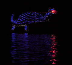 Xmas Boat Parade 2012 (flythebirdpath~}~}~} Alabama Hills for Me) Tags: ca xmas bay boat parade morrobay 2012 seaserpent