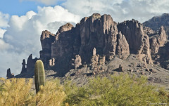 Flat Iron (sbuck1205) Tags: arizona supersitionmountains