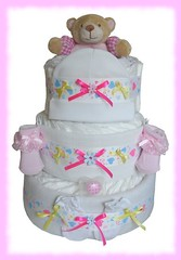 Nappy Cake (36) (Labours Of Love Baby Gifts) Tags: babygift nappycake nappycakes newbabygifts laboursoflovebabygifts
