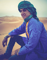 Barak-the-Camelier (keithob1 Over 1 Million views - Thank you) Tags: morroco portraits people