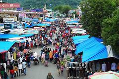 Pasar Baya Market, Padang, Indonesia. (iecharleton) Tags: flickrfriday market marketplace indonesia westsumatra padang