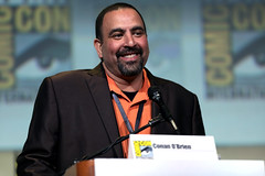 Eddie Ibrahim (Gage Skidmore) Tags: eddie ibrahim san diego comic con international california convention center