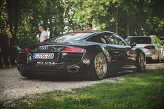 VAG EVENT 2016 (JAYJOE.MEDIA) Tags: audi r8 low lower lowered lowlife stance stanced bagged airride static slammed