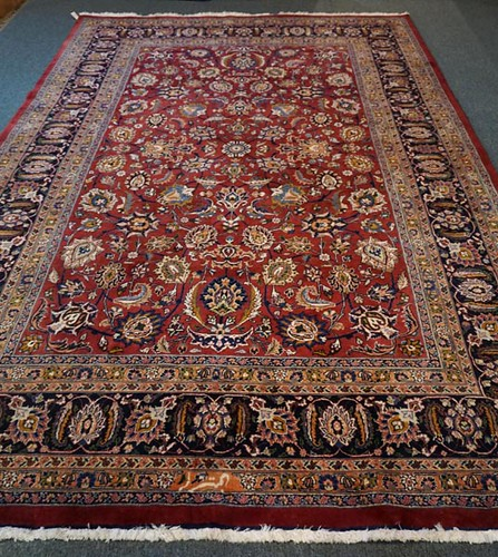 Room Size Oriental Rug ($840.00)