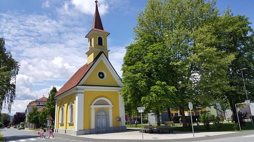 Kapelle Obergralla