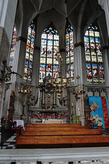 After the Sunday Mass (UnsignedZero) Tags: architecture art artmuseum belgium in indoor indoors inside item mechelen object