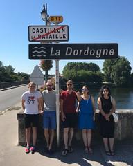 La Dordogne (frankrolf) Tags: castillonlabataille dordogne
