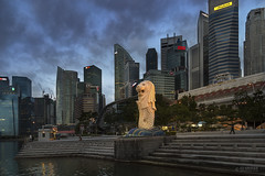 Singapore (Ed Kruger) Tags: allrightsreserved asia asiancities asiancountries cbd centralarea cultureofasia edkruger merlionpark millakruger peopleofasia photosofasia southeastasia abaconda architecture asians blue buildings city cityscene cityscape clouds copyrights glass kirillkruger morning ocean qfse rodkruger sea seafront seascape singapore sky street streetphoto sun sunrise sunset travel travelphotography water wave windows
