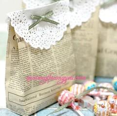 Bc qu bng giy bo siu n gin (quatangthuongyeu) Tags: lm qu handmade gift