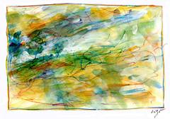 Wolfram Zimmer: Migration of souls - Seelenwanderung (ein_quadratmeter) Tags: kunst art malerei zeichnung images gemlde wolframzimmer konzeptkunst objektkunst meinzimmer freiburg burgbirkenhof kirchzarten ausstellung ausstellungen pinsel bleistift bleistiftzeichnung farbstiftzeichnung dessin peinture exhibition exhibitions brush painting pencil drawing colored landschaft landscape improvisation