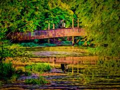 lovers on the bridge (boriches) Tags: kiss lovers bridge