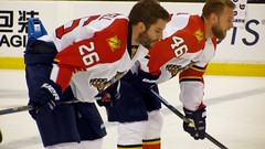 (spotboslow) Tags: bostonbruins floridapanthers nhl hockey boston massachusetts teddypurcell jakubkindl