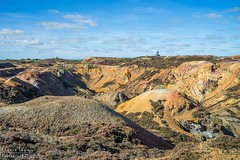Parys Mountain (ChromaphotoUK) Tags: copper mine parys mountain parrys bronze age mining north wales anglesey ynys mon