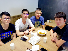 College Reunion-10 (Enix Xie) Tags: taiwan taipei collegereunion reunion ravel trip journey life enjoy streetsnap street people view landscape blackandwhite food restaurant friend building backpacker   guanghuacomputermarket syntrend  3c technology windowshopping 101  marvel marvelstheavengers departmentstore apple iphone iphone6 taichung  drsunyatsenmemorialhall ironman captainamerica  mazendo
