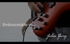 Embraceable You by George Gershwin - Joshua Young (hal04293) Tags: music jazz art artist bass ibanez solo ocean massachusetts video single pv