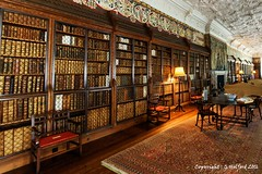 Blickling Hall Library (Holfo) Tags: norfolk blicklinghall nationaltrust books longgallery nikon d750 old library