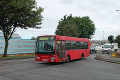 Avondale - PO56 JFK (MSE062) Tags: avondale clydebank glasgow scotland single decker bus low floor east lancs esteem metrobus london po56 england jfk po56jfk 234